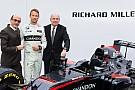 Sem Tag Heuer, McLaren anuncia parceria com Richard Mille