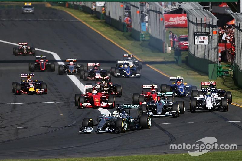 La FIA publicó la lista oficial de inscritos para 2016 en la F1