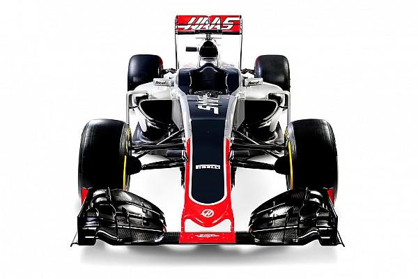 Galería: el Haas VF-16 2016