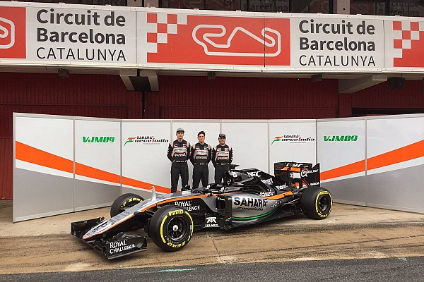 Force India представила VJM09