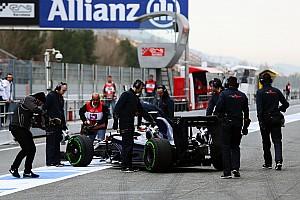 Формула 1 Пресс-релиз Toro Rosso помешали проблемы с коробкой передач