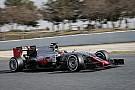 Гутьеррес назвал впечатляющим пробег Haas во вторник