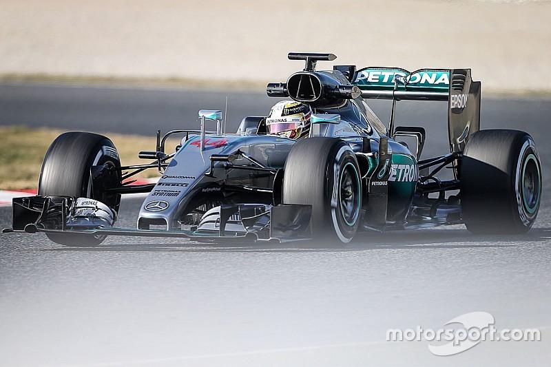 哈米尔顿怒批2017年F1赛车增肥规则