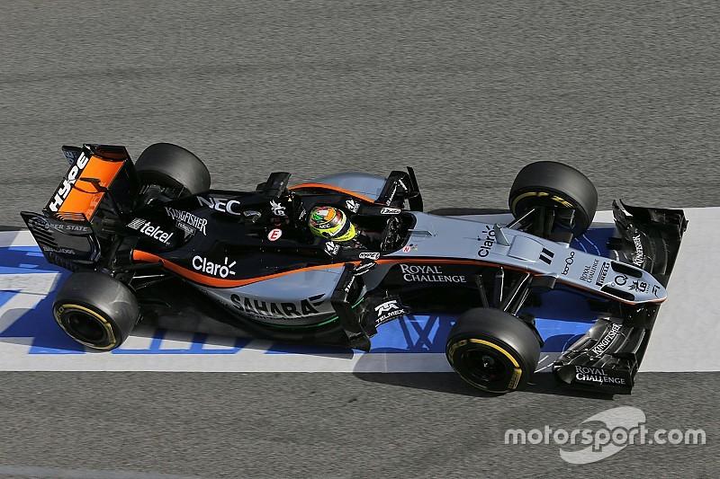 Force India не блефует, утверждает Перес