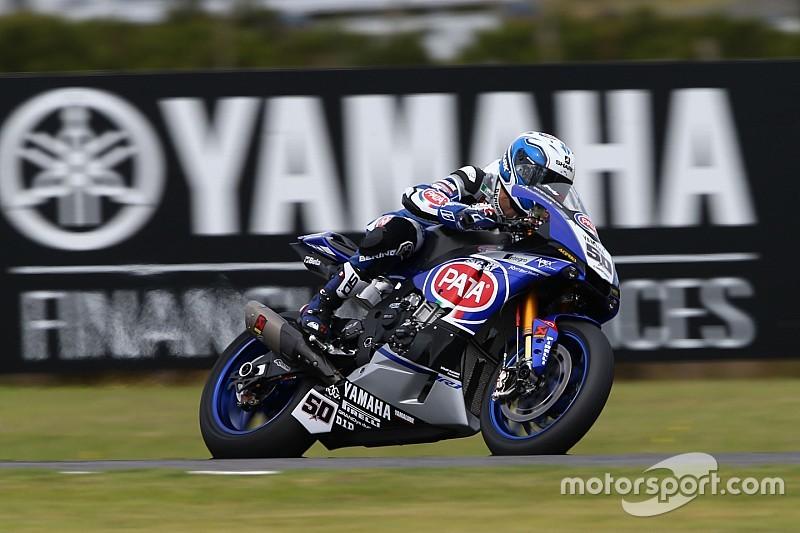 """Guintoli: """"La Yamaha è più competitiva di quanto pensassi"""""""