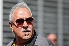 Force India: Mallya furioso nel sentire parlare di dimissioni