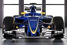 Sauber apresenta carro para temporada 2016