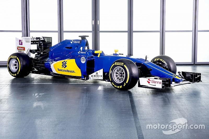 索伯F1发布2016赛季赛车