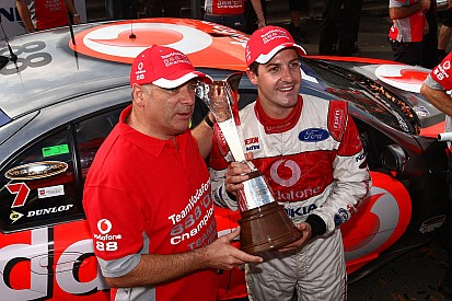 Sacked to Superstar: The making of Jamie Whincup