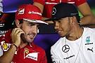 Alonso diz que poderia ter substituído Hamilton na Mercedes