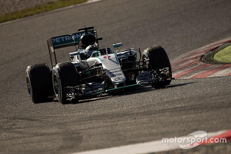 Mercedes не будет работать с мягкими шинами в Барселоне