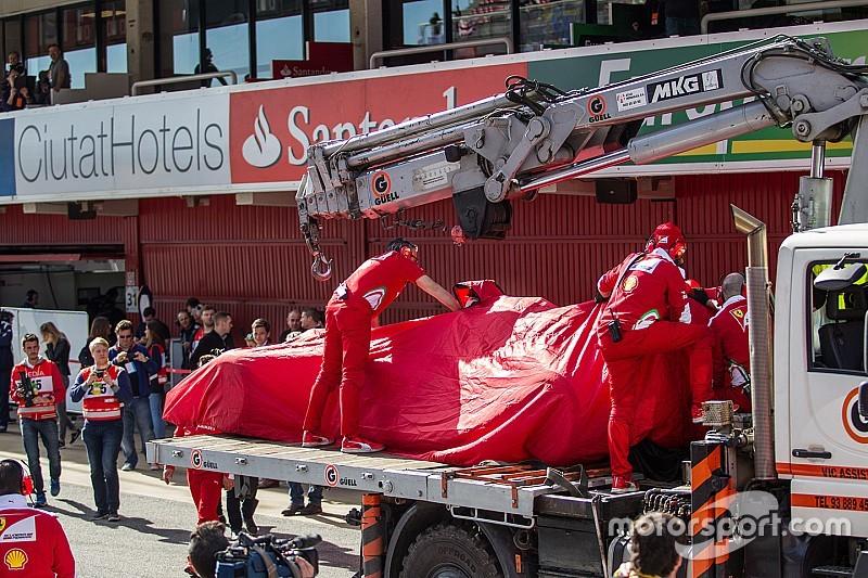 Arrivabene dice que Ferrari no tiene problemas con el motor