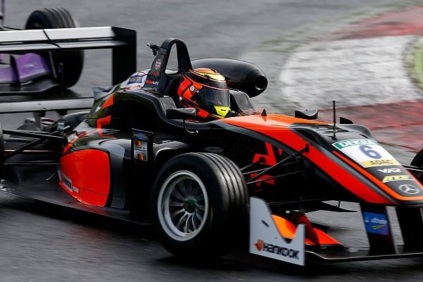 EK Formule 3 Van Amersfoort Racing sterk op testdag 2 van EK Formule 3