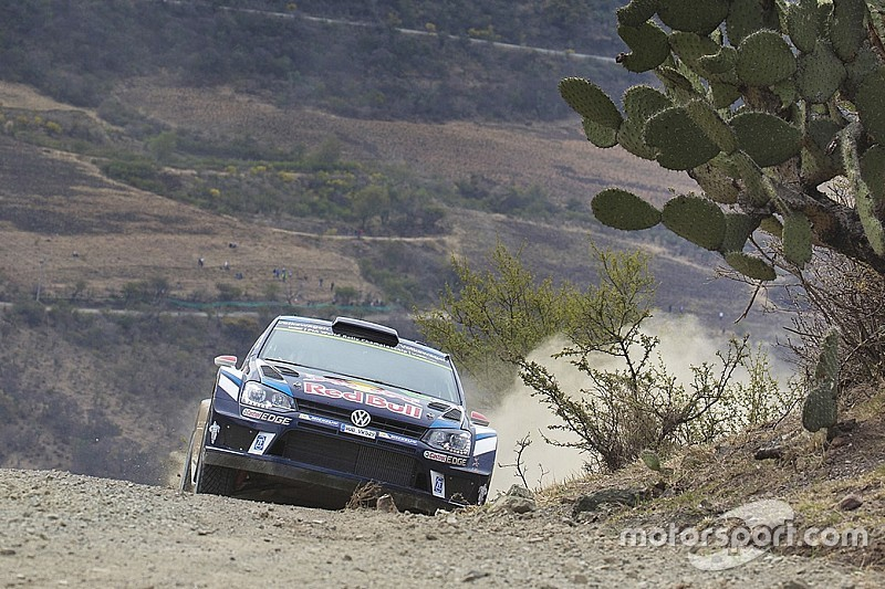 Rally del Messico, PS4: Latvala nuovo leader, Neuville ko