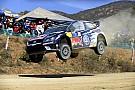 WRC墨西哥站: 索尔多和奥吉尔分享周六短道赛桂冠
