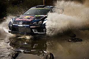 WRC Dagverslag WRC Mexico: Latvala op weg naar overwinning