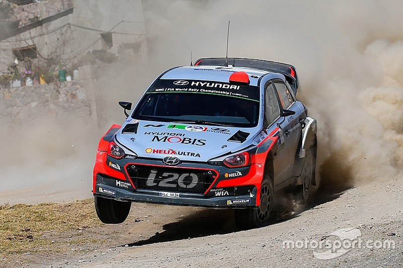 Rally del Messico: Sordo penalizzato 2', Ostberg sale sul podio