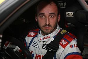 Endurance Últimas notícias Kubica voltará às pistas nas 12 Horas de Mugello