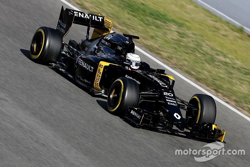 La Renault presenta la livrea definitiva il 16 marzo