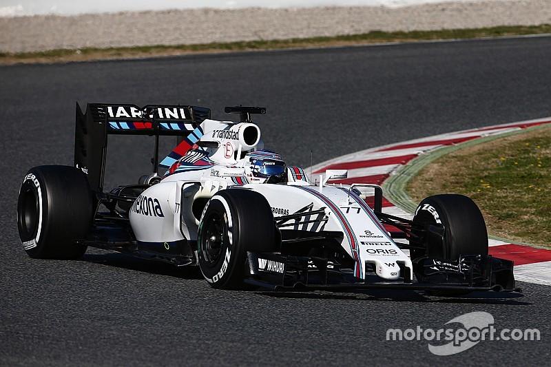 Williams glaubt an die Rolle des Top-Verfolgers von Ferrari und Mercedes