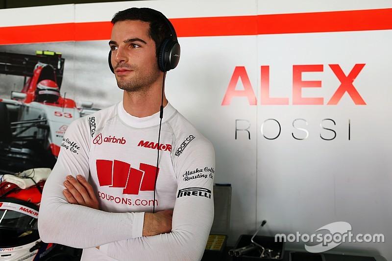 Rossi keert als reserverijder terug bij Manor