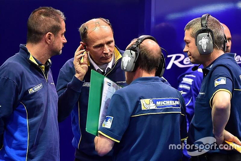 Michelin explica sus compuestos de MotoGP