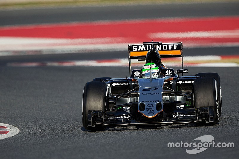 Force India: i primi aggiornamenti per la VJM09 in Bahrein
