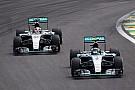 Mercedes dará libertad a Hamilton y a Rosberg para luchar en 2016