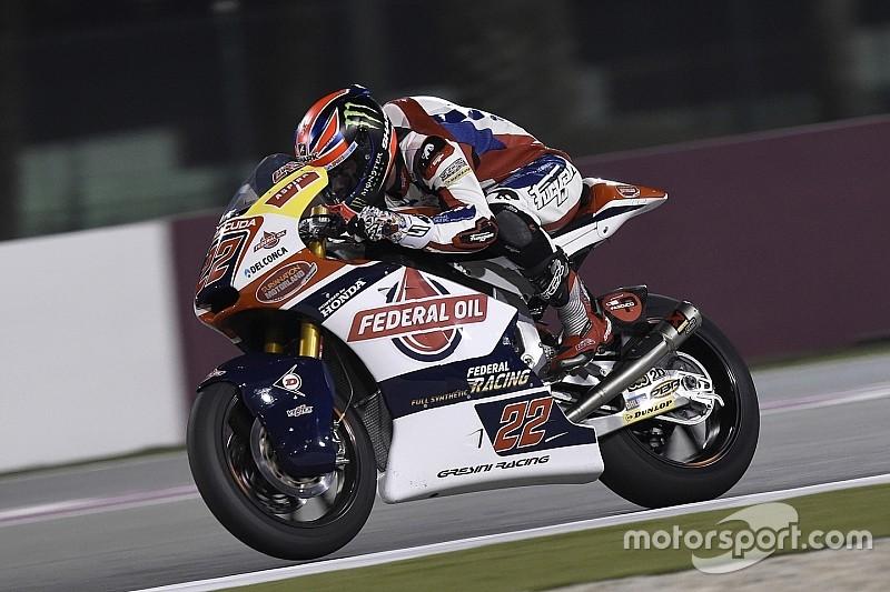 Lowes cierra con el mejor tiempo la pretemporada de Moto2