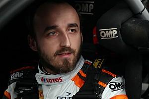 Endurance Ultime notizie Kubica: