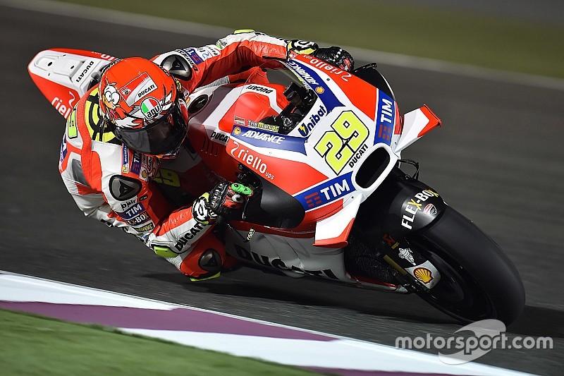 """Iannone: """"Duello Yamaha-Ducati? Presto per dirlo"""""""