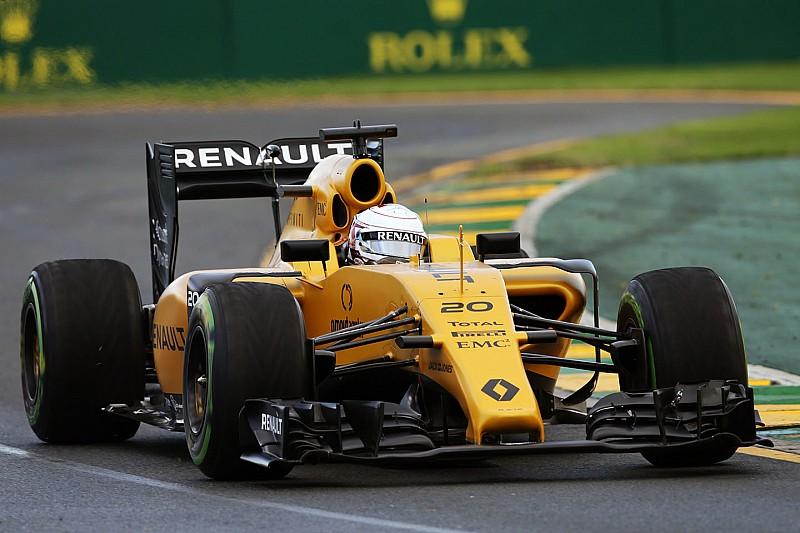 """Kevin Magnussen dolblij: """"Gele Renault voelt als vanouds"""""""