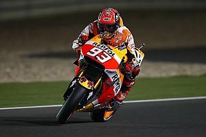 MotoGP Résumé d'essais libres Honda progresse, mais perd gros en ligne droite