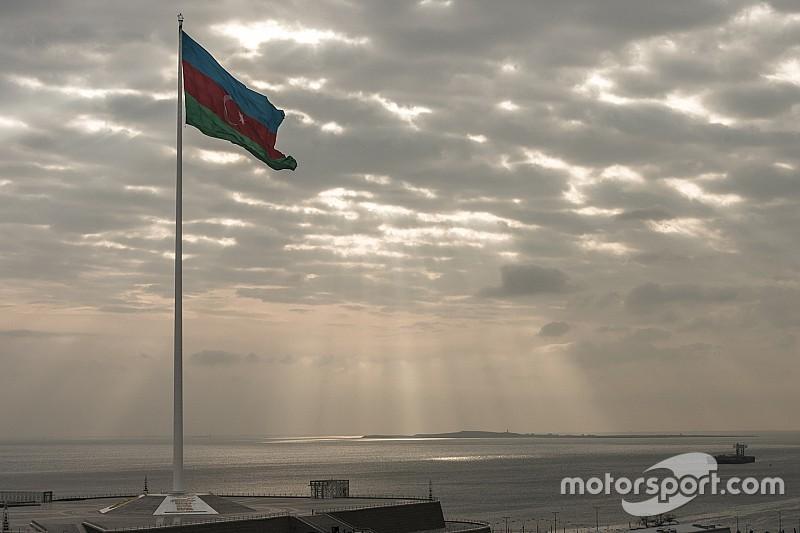 Baku GP organisers face fresh start time headache