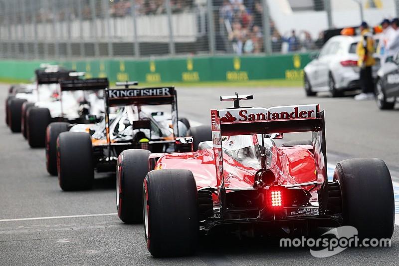 Chefes de equipe se unem contra nova classificação da F1