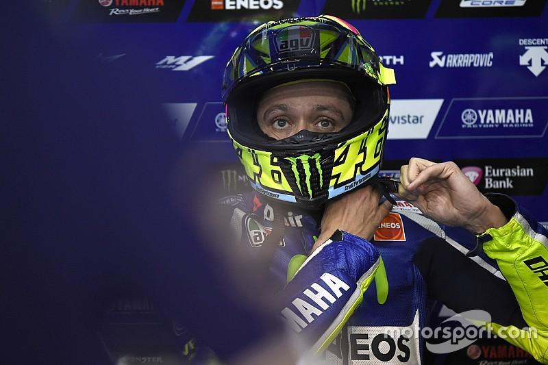 """Rossi: """"Per andare in Ducati serve coraggio, per me Lorenzo resta"""""""