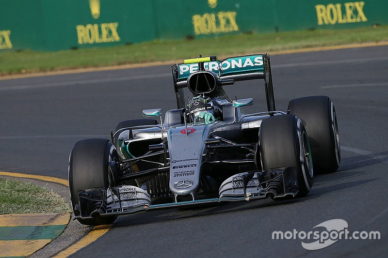 Mercedes могла снять Росберга с дистанции из-за проблем с тормозами