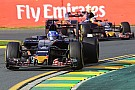Concurrentie onder de indruk van snelheid Toro Rosso