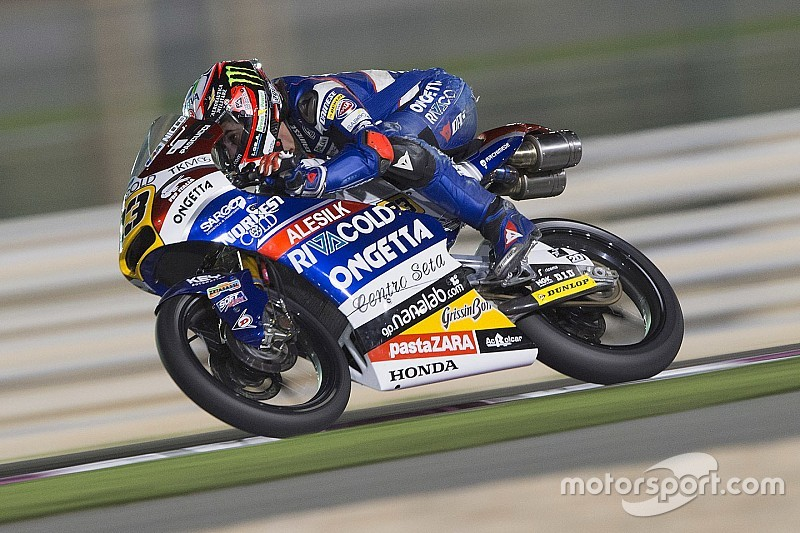 Moto3: Antonelli wint slipstream van Binder, Bendsneyder punten in debuut