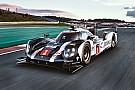 Porsche desvela su LMP1 para el WEC 2016