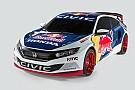 Global Rallycross Deux nouveaux coupés Honda Civic pour l'équipe Olsbergs