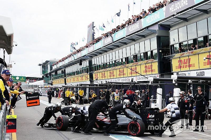 """F1 terá que manter formato de treino """"mata-mata"""" no Bahrein"""