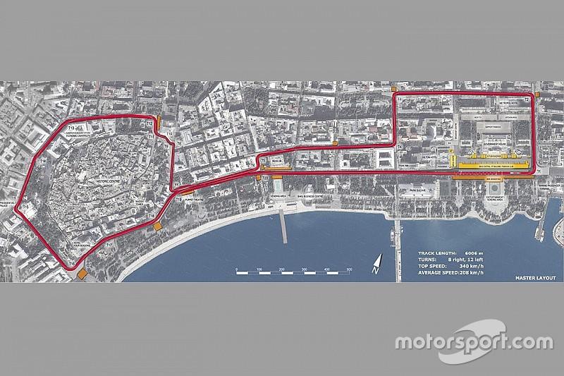 蒂尔克:巴库——世界上最快的街道赛