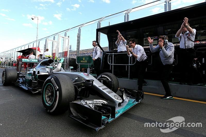 """Formel-1-Funkbeschränkungen """"übertragen den Fahrern mehr Verantwortung"""""""