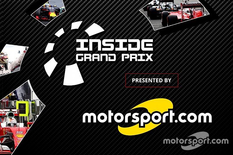 Motorsport.com verlengt exclusieve digitale rechten voor F1 videomagazine 'Inside Grand Prix'