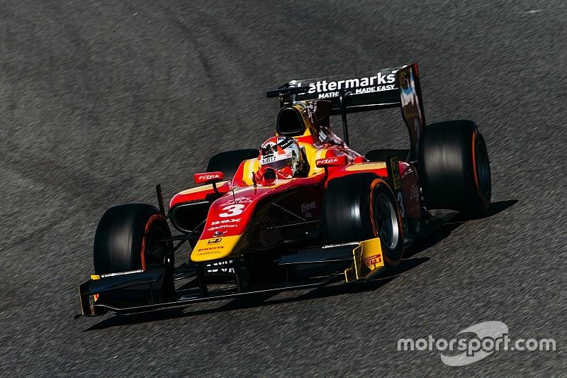 Nato en Gasly snel tijdens eerste GP2-testdag Jerez