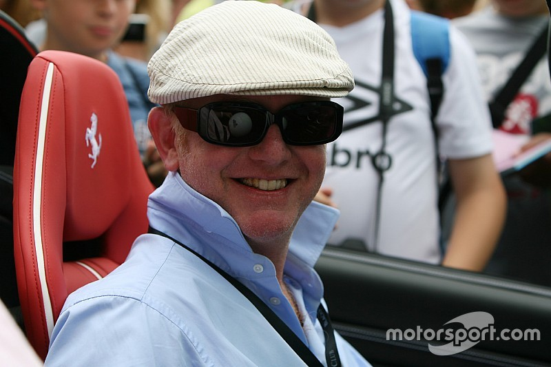 Occasiontip: de unieke Fiat van Top Gear-host Chris Evans
