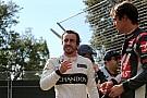 阿隆索体检不合格无缘巴林大奖赛 范多恩将替补参赛