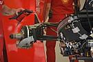Análise técnica: suspensão traseira da Ferrari SF16-H