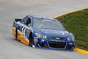 NASCAR Cup Trainingsbericht Martinsville-Auftakt: Brian Vickers schnell